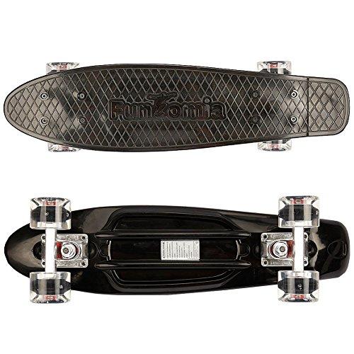 Zoom IMG-1 funtomia skateboard retro 57cm mini