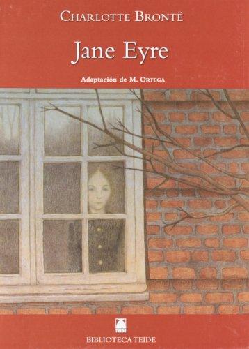 Biblioteca Teide 049 - Jane Eyre -Charlotte Brontë- (Biblioteca Teide 49) - 9788430761104