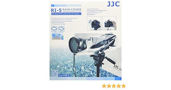 Jjc Ri 5 Regenschutz Für Kamera Kamera