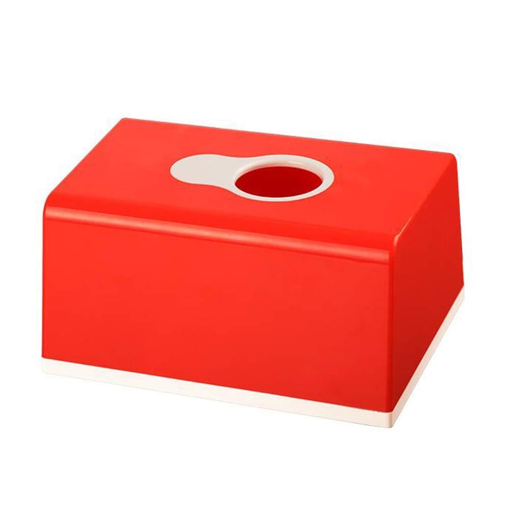 Contenitori Porta carta igienica Scatola del Tessuto Camera da Letto  Soggiorno Sala da Pranzo Scatola di Tessuto in Plastica, 3 Colori Opzionale  ...
