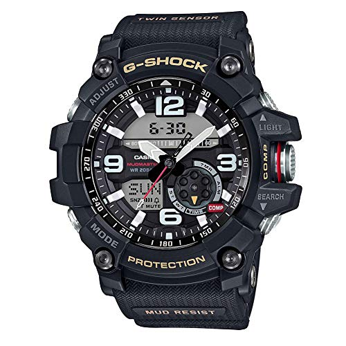 G-Shock Men's MudMaster Of G GG1000-1A Watch Black