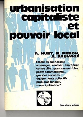 Urbanisation capitaliste et pouvoir local