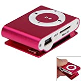 Raptas Bluetooth Metal MP3 Multimedia Player USB Flash Disk with Back Clip Compatible