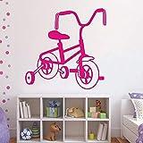 mur de vente vinyle autocollant art sticker enfants chambre de vélo décoration...