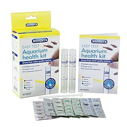 Interpet Easy Test Aquarium Health Kit 1