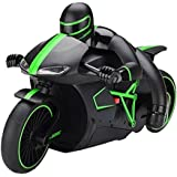 The Flyers Bay High Speed Professional RC Motorcycle 2.4 Ghz Bike, Green