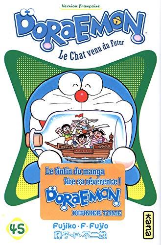 Doraemon, tome 45 par Fujiko. F. Fujio