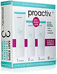 Proactiv 3 Step System for Clearing Spot-Prone Skin (60 Day Supply)