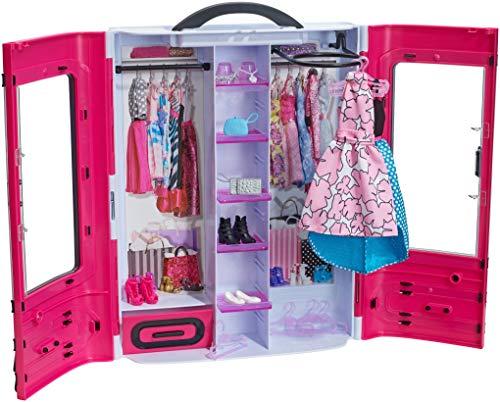 Barbie barbie-dmt57 guardaroba, multicolore, dmt57