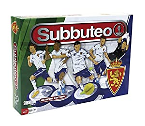 Eleven Force- Subbuteo Playset Real Zaragoza (81847),, Ninguna (