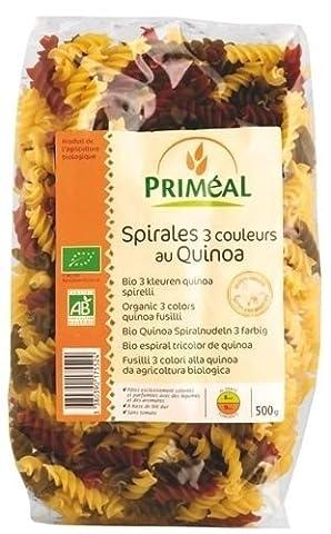Quinoa Spirelli 3 Farben