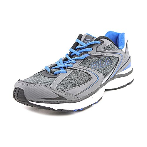 Fila Simulite 3, Herren Sneaker Low-Tops, Pwtr/DKSH/Prbl - Größe: 43 - Schuh Fila Laufen Männer