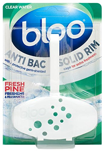 bloo-fresh-pine-anti-bacterial-solid-toilet-rim-pack-of-8