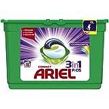 Ariel 3in1 PODs Colorwaschmittel, 18 Waschladungen