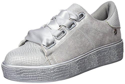 XTI Damen 47747 Sneakers Elfenbein (Hielo) 36 EU
