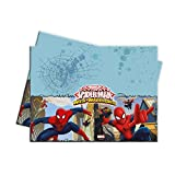 #5: Spider Man Plastic Tablecover - BV85155 - 1Pc