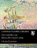 Fashion Review; Down Petticoat Lane