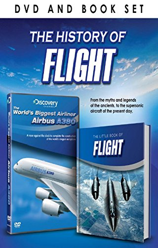 HISTORY OF FLIGHT Book & DVD Set [UK Import]