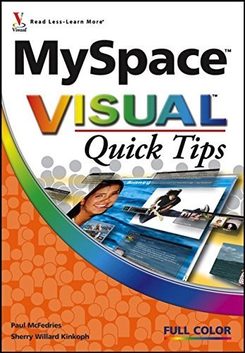 myspace-visual-quick-tips-by-sherry-willard-kinkoph-2006-08-21