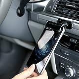 Halterung Telefon und Smartphone Auto / Befestigung adhäsiv auf Armaturenbrett und glatte Flächen