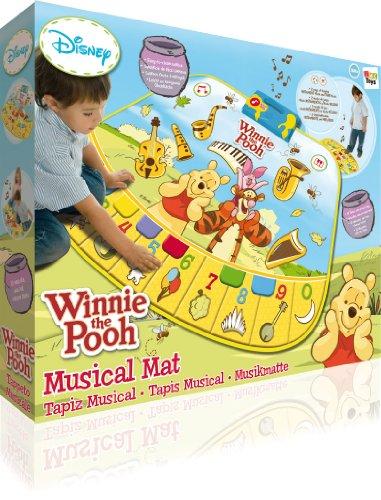Imagen principal de IMC Toys 160262 - Alfombra musical de Tigger y Pooh