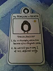 That Company Called IF Edward Monkton The Penguin of Death Bookmark