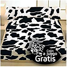 Sabanalia - Funda Nórdica Vaca + Regalo (Disponible en varios tamaños) - Cama 150