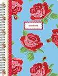 Cath Kidston Notebook: Ottoman Roses
