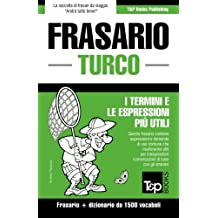 Frasario Italiano-Turco e dizionario ridotto da 1500 vocaboli