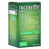 Nicorette 4 mg freshmint Kaugummi, 105 St.