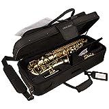 Protec Saxophones PROTEC ETUI STANDARD SAXOPHONE ALTO - NOIR Etuis & housses saxophone Alto