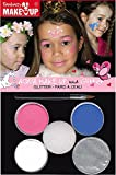 Kreul 37081 - Fantasy Aqua Make Up Picture Pack Prinzessin / Elfe