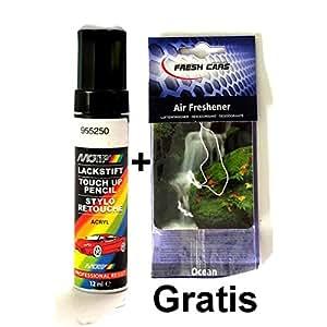 MOTIP cramer-enduit de réparation 12 ml cITROEN 335R sABLE gris dORE 1980–1984 *955470/3
