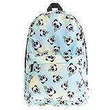 Sac à dos PANDA, Gracosy Impémeable Super léger 35L Design Kawaii Sports Randonée Backpack Cartable Cadeau Noel pour École Fille Garçon