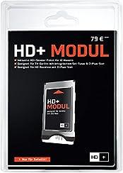 HD PLUS CI+ Modul für 12 Monate (inkl. HD+ Karte, bedingt geeignet für UHD, nur für Satellitenempfang)