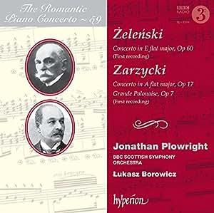 The Romantic Piano Concerto (Volume 59)