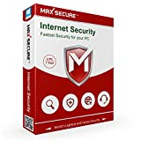 Max Secure Internet Security 3 PCs, 1 Ye...