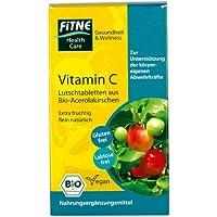 FITNE Vitamin-C-Lutschtabletten (54 g) - Bio preisvergleich bei billige-tabletten.eu