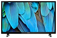 Sharp LC-48CFE4041K 48-Inch 1080p Full HD LED TV with Freeview HD - Black