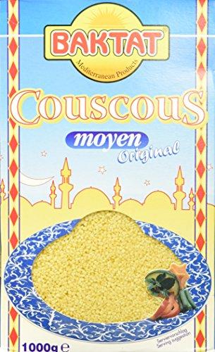 SUNTAT Arabischer Couscous , 1er Pack (1 x 1 kg Packung)