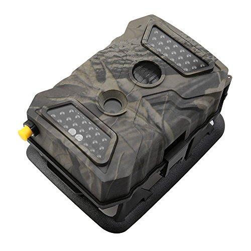 KinshopS Full HD 5.0 MP TFT-LCD Farbdisplay Einstellbare Empfindlichkeit Wild Jagdkamera PIR Sensor Erkennung Kamera S680