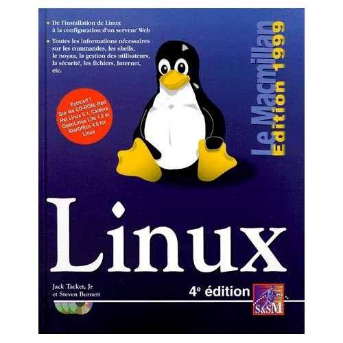 Linux 4ème Edition (CD rom)