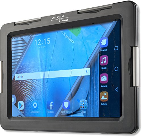 tablet impermeabile 4smarts Cover Impermeabile Seashell Impermeabile e Antiurto per Tablet Touch 8 - 10 ""