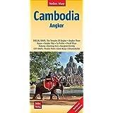Cambodia - Angkor Polyart 1: 1,5 Mio. - Nelles Map