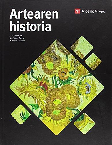 ARTEAREN HISTORIA (BATXILERGOA): 000001 - 9788468238524