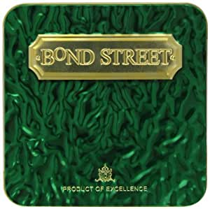 Bond Street Emerald Tin with Chocolate Peppermint Creams 300 g