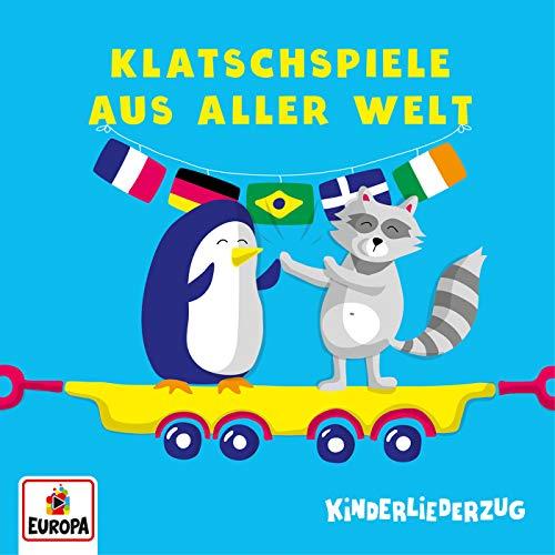 Kinderliederzug - Klatsch-Spiele aus aller Welt (Spielen Welt)