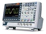 GW Instek GDS-2204E - Osciloscopio de almacenamiento digital (puerto USB, pantalla...