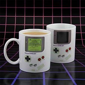 NINTENDO - Mug thermo-reactif Game Boy