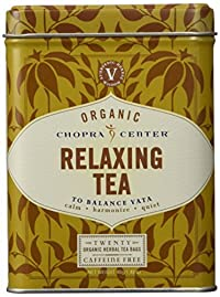 Harney & Sons Relaxing Organic Chopra Center Herbal Tea 1.48 oz